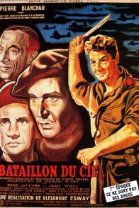 Affiche du film : Le bataillon du ciel