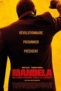Affiche du film : Mandela : un long chemin vers la liberté
