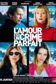 Affiche du film : L'Amour est un crime parfait