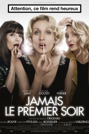 background picture for movie Jamais le premier soir