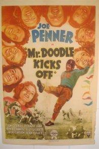 Affiche du film : Mr doodle kicks off