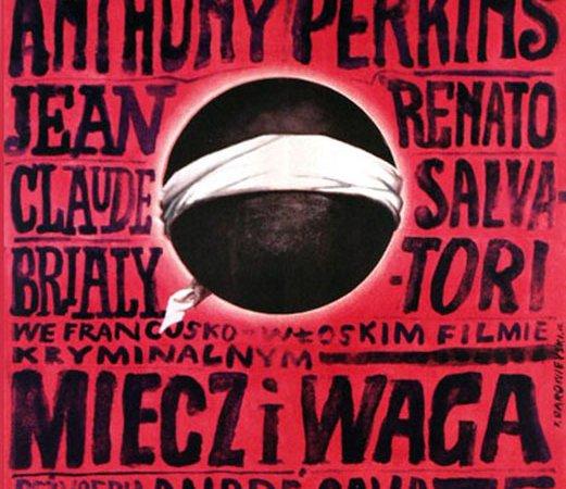 Photo du film : Le glaive et la balance