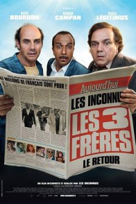 Affiche du film : Les Trois Frères le retour