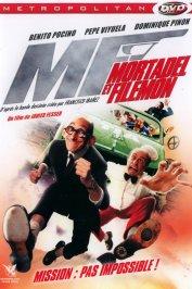 background picture for movie Mortadelo e filemon