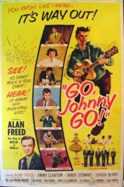 background picture for movie Go johnny go