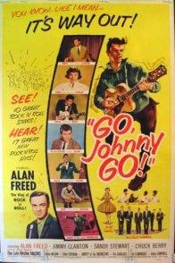 Affiche du film : Go johnny go