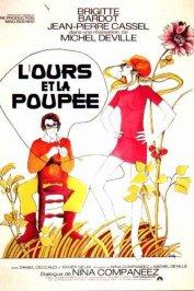 background picture for movie L'ours et la poupée