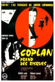 background picture for movie Coplan prend des risques