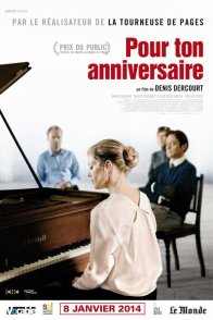 Affiche du film : Pour ton anniversaire