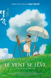background picture for movie Le Vent se lève