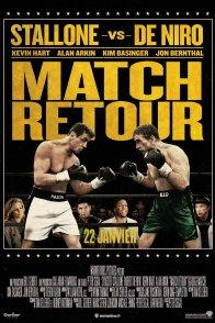 Affiche du film : Match Retour