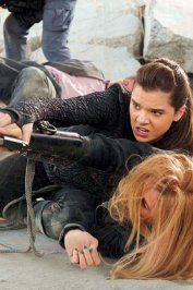 background picture for movie Barely Lethal