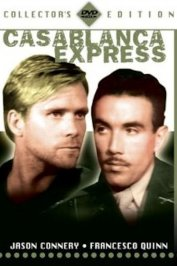 background picture for movie Casablanca express