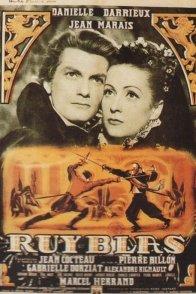 Affiche du film : Ruy blas