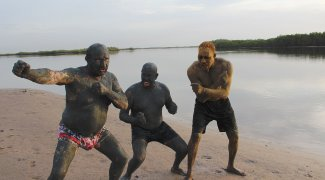 Affiche du film : Afrik'Aïoli