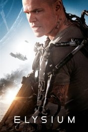 background picture for movie Elysium