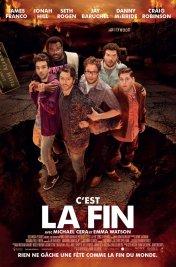 Affiche du film : C'est la fin