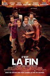 background picture for movie C'est la fin