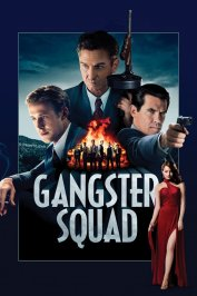 background picture for movie Gangster Squad