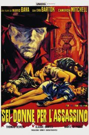 background picture for movie Six femmes pour l'assassin