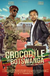 background picture for movie Le Crocodile du Botswanga