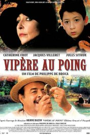background picture for movie Vipère au poing