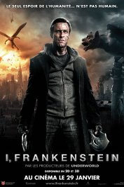 background picture for movie I, Frankenstein