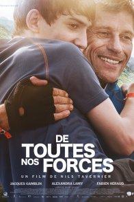 Affiche du film : De toutes nos forces