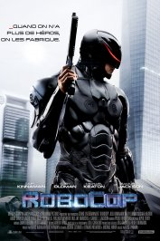background picture for movie Robocop