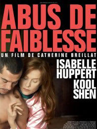 Photo dernier film Catherine Breillat