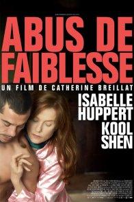 Affiche du film : Abus de Faiblesse