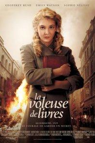 Affiche du film : La Voleuse de Livres