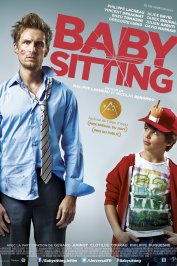 background picture for movie Baby Sitting