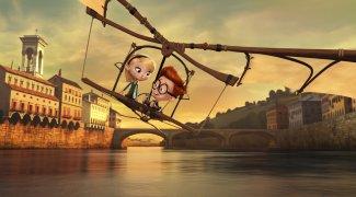 Affiche du film : M. Peabody et Sherman : Les Voyages dans le temps