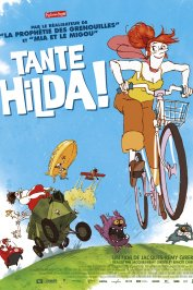 background picture for movie Tante Hilda !