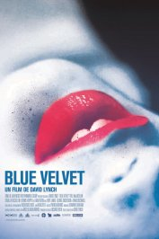 background picture for movie Blue velvet