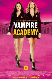 background picture for movie Vampire Academy