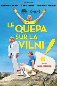 Affiche du film : Le Quepa sur la Vilni !