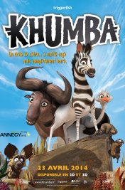background picture for movie Khumba
