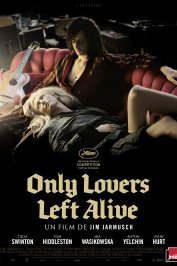 background picture for movie Only Lovers Left Alive