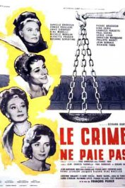 background picture for movie Le crime ne paie pas