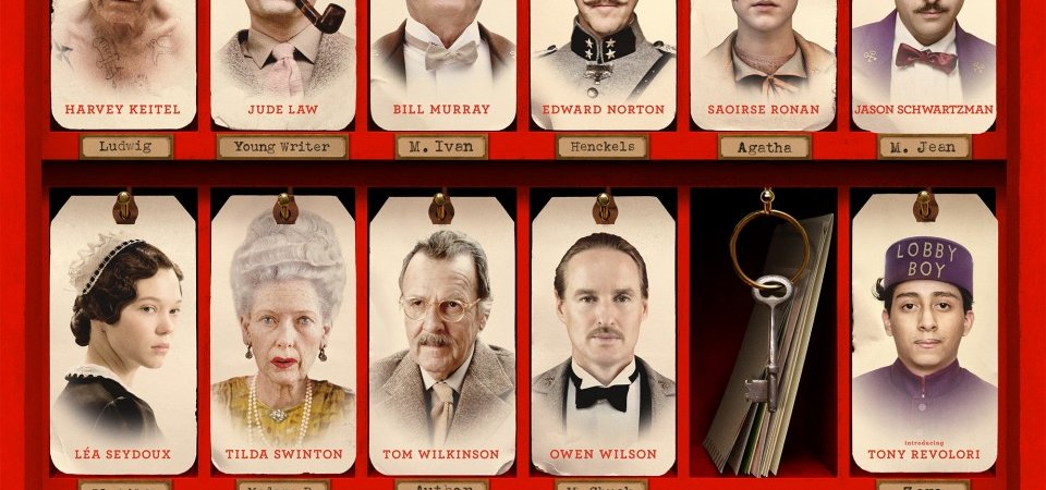 Photo du film : The Grand Budapest Hotel