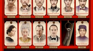 Affiche du film : The Grand Budapest Hotel