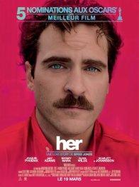 Affiche du film : Her