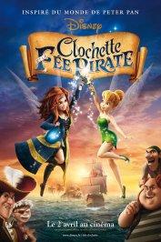 background picture for movie Clochette et la fée pirate
