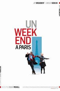 Affiche du film : Un week-end à Paris