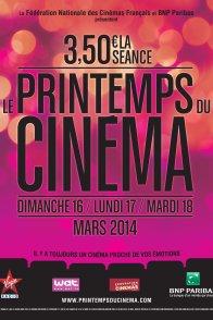 Affiche du film : Le Printemps du cinéma