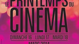 background picture for movie Le Printemps du cinéma