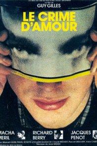 Affiche du film : Le crime d'amour