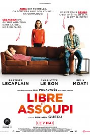 background picture for movie Libre et assoupi